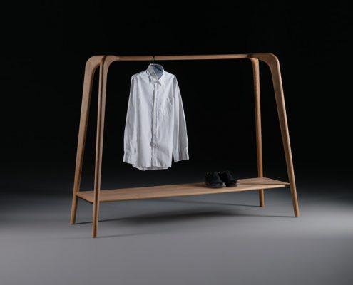 Möbel nach Maß Kleiderständer