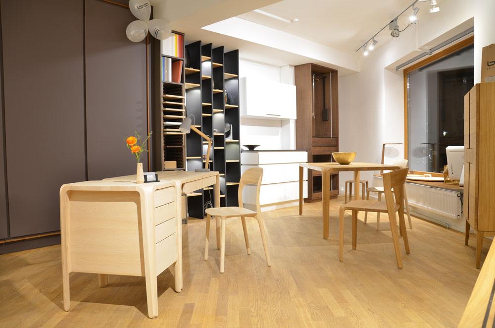 ba Möbeldesign Showroom München