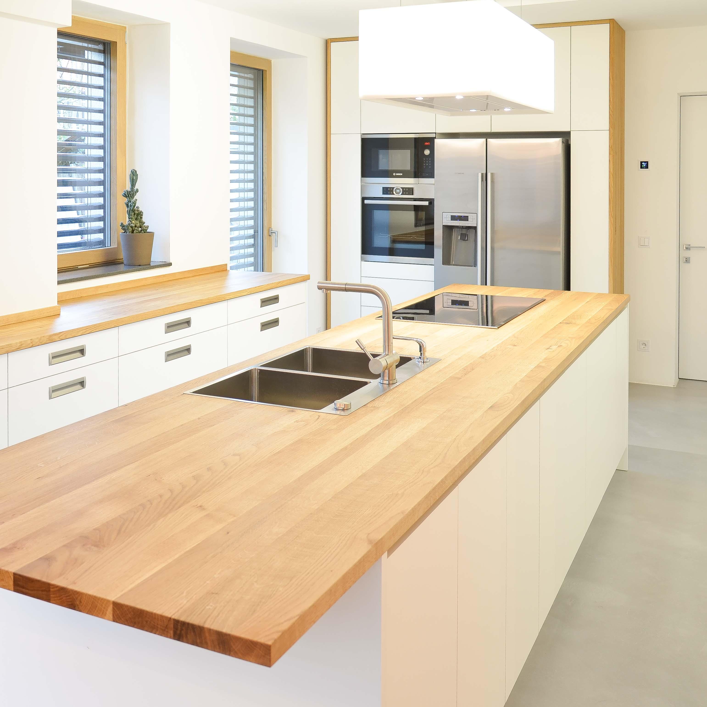 Schreinerküchen - ba Möbeldesign - Schreinerei München