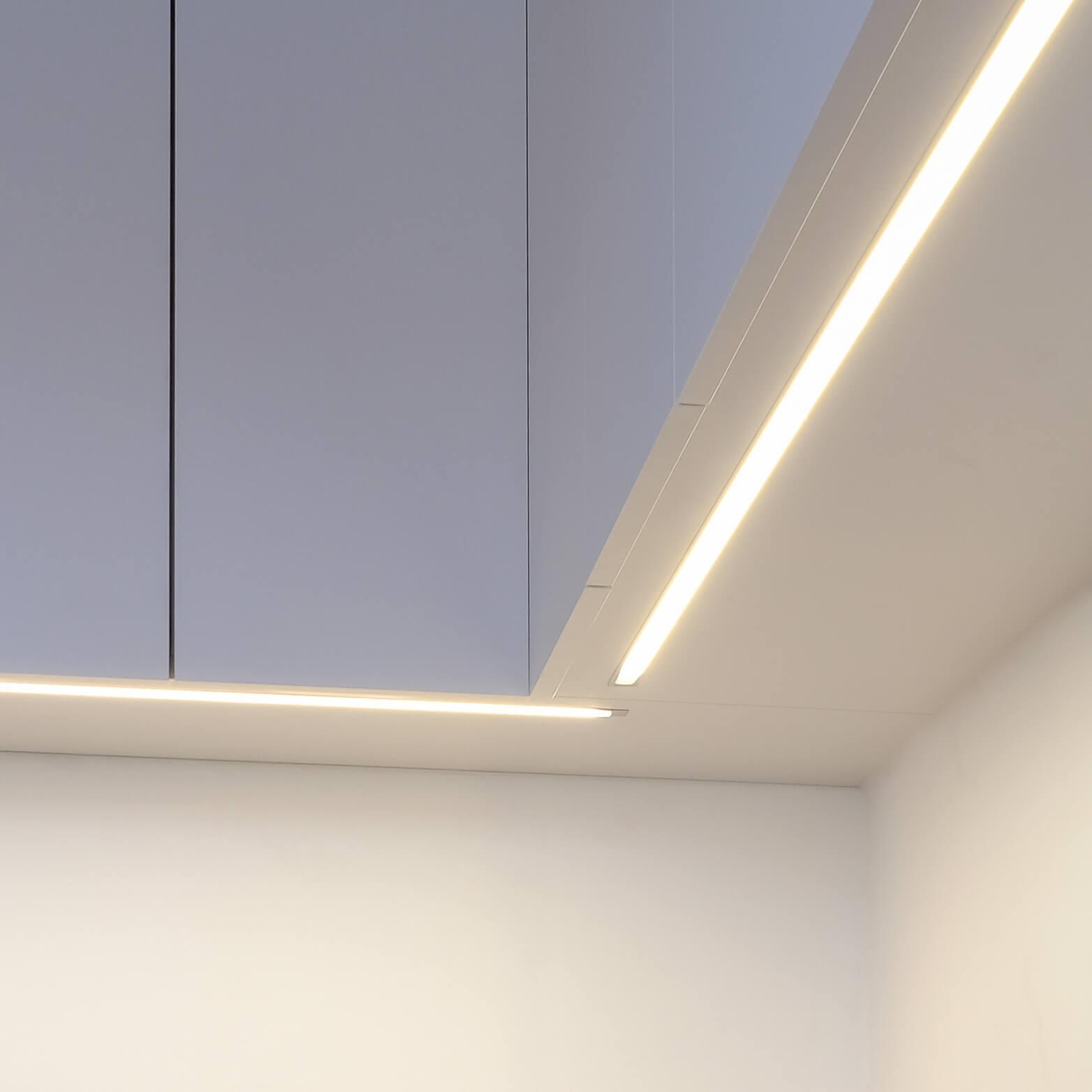 Beleuchtung Details Küche