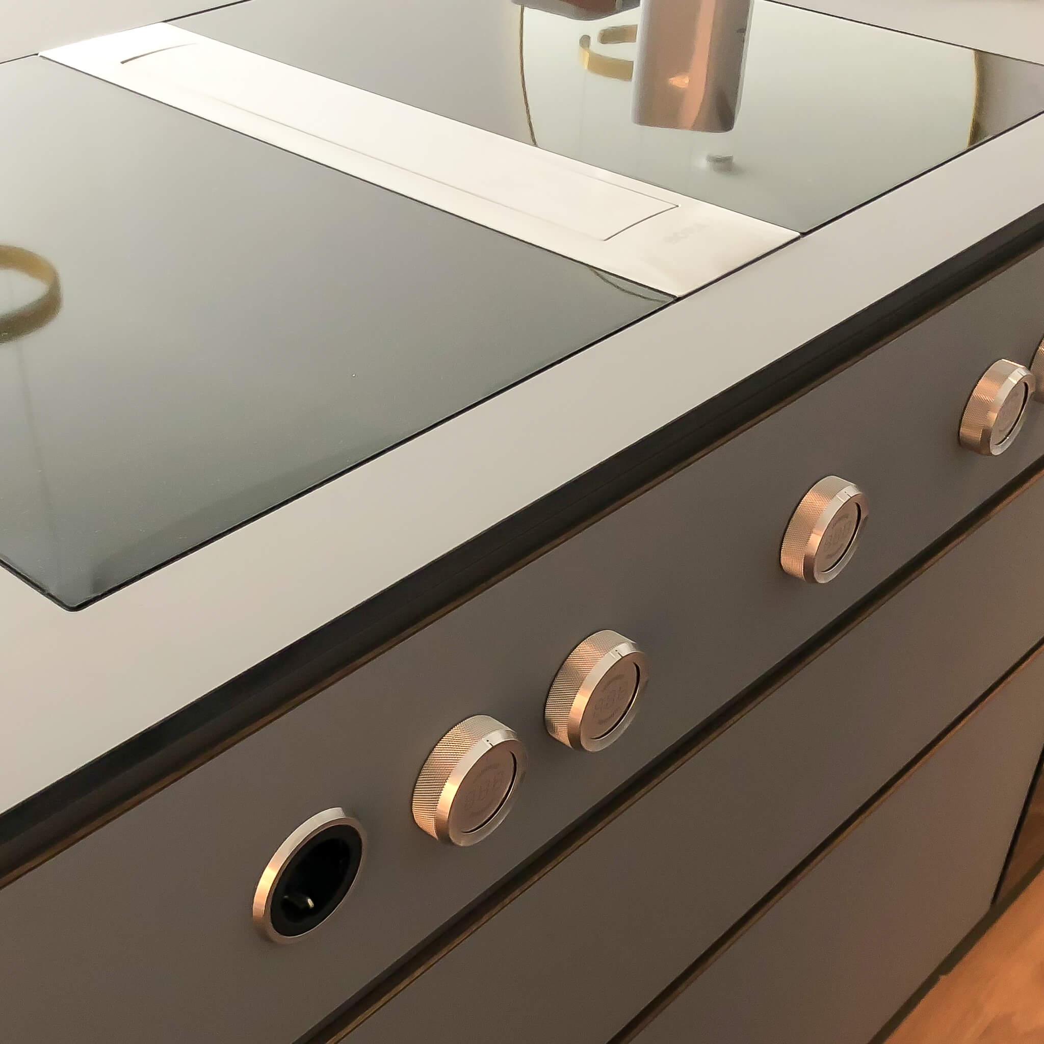 Küchengeräte Bora Details