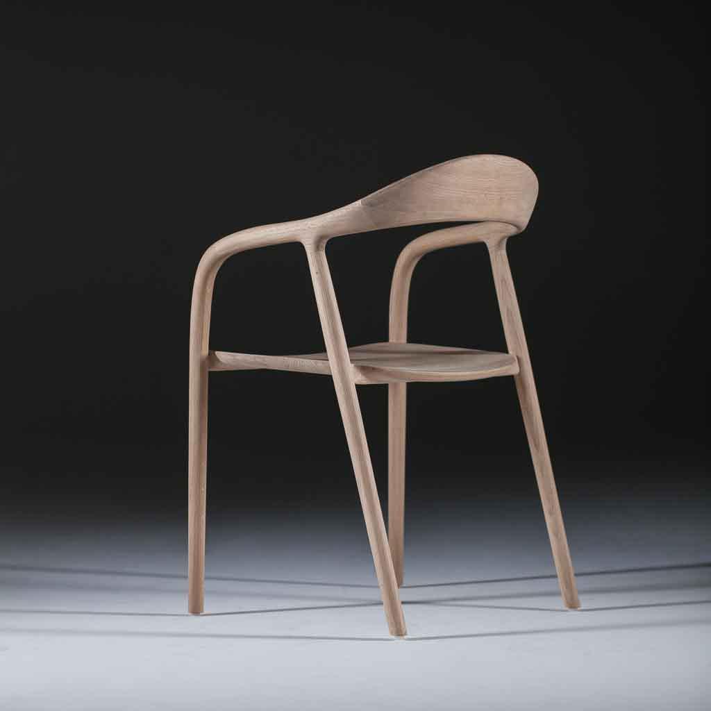 Stuhl Holz Designermöbel
